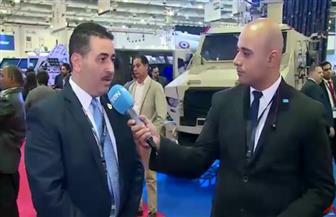 تعرف على مواصفات المدرعتين المصريتين ST100 وST500 | فيديو