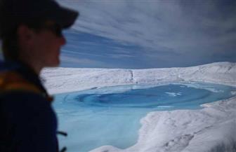 دراسة: الغطاء الجليدي في جرينلاند يذوب بمستويات غير مسبوقة