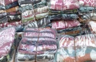 """""""حب الوطن"""" يواجه الشتاء بتوزيع جواكت على 16 مدرسة بالجيزة"""