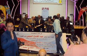 منتخب جنوب الوادي لذوي الإعاقة يحصد 6 ميداليات في اللقاء الرياضي بالإسكندرية | صور