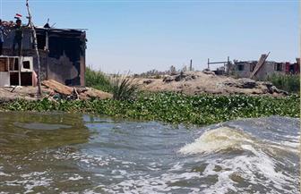 مصرع طفلة فى مصرف مياه أثناء لهوها فى سوهاج