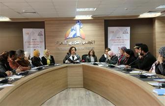 القومي للمرأة يطلق لقاء توعويا عن مخاطر العنف ضد المرأة ذات الإعاقة خلال حملة الـ 16 يوما | صور