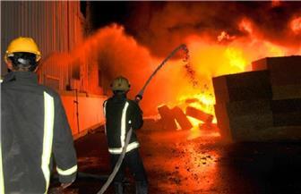 محافظ الإسكندرية: لجنة فنية متخصصة للوقوف على أسباب حريق شركة الإسكندرية للبترول