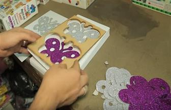 """لو نفسك تفتح مشروع لإنتاج لعب الأطفال بتمويل من """"جهاز المشروعات"""" اتفرج على حكاية محمد   فيديو"""