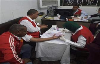 مكافأة فريق طبي بسفاجا لتحقيق أعلى مستهدف يومي في مبادرة 100 مليون صحة