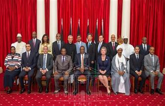 السفير المصري بكينيا يؤكد تاريخية العلاقات بين البلدين خلال تقديم أوراق اعتماده للرئيس الكيني| صور