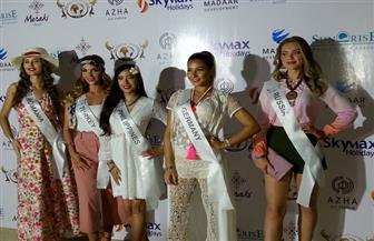 بمشاركة 40 متسابقة.. انطلاق فعاليات مسابقة ملكات جمال العالم بالغردقة | صور