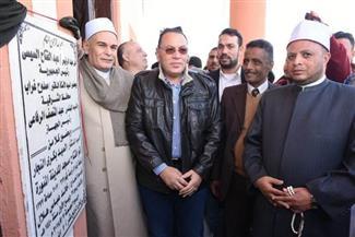 """محافظ الشرقية: يفتتح مسجد """"المدينة المنورة"""" بمدينة العاشر من رمضان"""