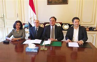 """وزير التعليم العالى يعلن إنشاء مشروع """"دار مصر""""  بالمدينة الجامعية الدولية في باريس"""