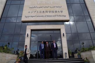 """""""التخطيط"""": تنفيذ 98% من المرحلة الأولى للجامعة المصرية اليابانية.. وتوفير ألفي فرصة عمل للشباب"""