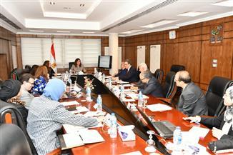 وزيرة التخطيط تتابع تنفيذ محاور خطة الإصلاح الإداري