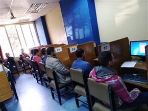 محافظ الشرقية: دورات واختبارات ICDL بمركز تدريب علوم الحاسب بالديوان العام