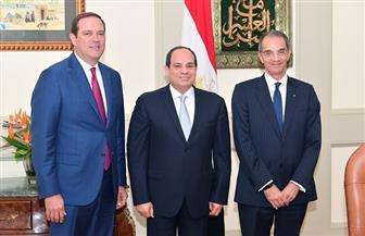 """مدير شركة""""سيسكو سيستمز"""": رؤية الحكومة المصرية واعدة وطموحة وتحرص على تقديم خدمة أفضل للمواطنين"""