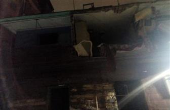 """حي شبرا: لا وفيات في حادث انفجار أسطوانة بوتاجاز بعقار """"الرافعي""""   صور"""