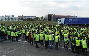 مواجهات بين الشرطة والسترات الصفراء في باريس
