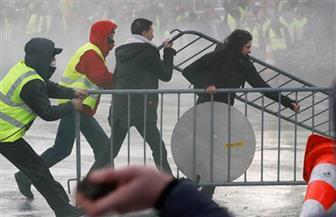 """بلجيكا.. اعتقال نحو 50 من متظاهري """"السترات الصفراء"""" في بروكسل"""