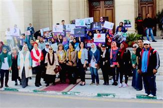 الخشت: جامعة القاهرة تهتم بقيم المساواة وتعزيز الوقاية للمرأة وحمايتها| صور
