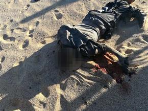 مصرع 2 من العناصر الإرهابية المتورطة بحادث دير الأنبا صموئيل