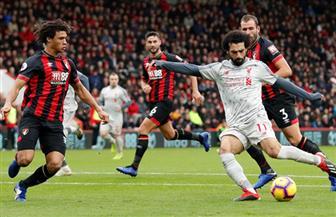 محمد صلاح يقود ليفربول للفوز على بورنموث وتصدر الدوري الإنجليزي مؤقتا | فيديو وصور