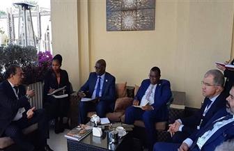 وزيرا بوروندي لوفد اتحاد الصناعات المصرية: بلادنا بكر وآفاق التعاون مع مصر غير محدودة |صور