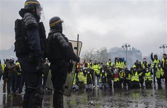 الشرطة الفرنسية تغلق وسط باريس لمنع تجمع أفراد السترات الصفراء