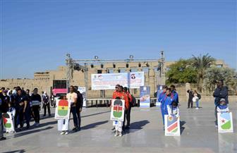 افتتاح بطولتي النيل الدولية الأولى والعربية التاسعة للكياك والكانوى بالأقصر   صور