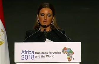 سحر نصر: إفريقيا تحتاج 150 مليار دولار استثمارات سنوية لتحقيق معدلات نمو جيدة