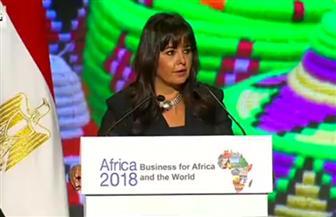 هبة سلامة: تطوير الشراكات والأفكار العابرة للحدود يعززان التعاون بين بلدان إفريقيا