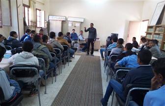 حملة توعوية لمناهضة التدخين والإدمان والمخدرات بـ50 مدرسة بمحافظة الأقصر   صور
