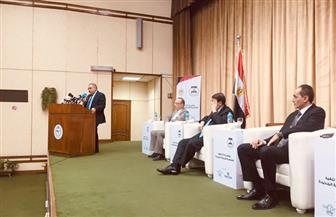 """بدء ندوة """"إدارة تنفيذ العاصمة الإدارية الجديدة"""" التي يعقدها التنظيم والإدارة   صور"""