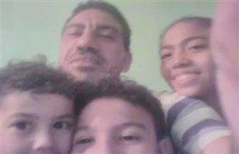 أسرار جديدة في جريمة قتل أب لأطفاله الثلاثة وانتحاره غرقا في مياه النيل | فيديو وصور