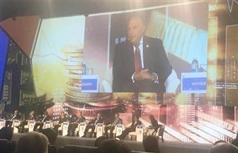 وزير الخارجية يؤكد أهمية القيادة السياسية الجريئة والالتزام الجماعي في تحقيق التنمية والتكامل الاقتصادي