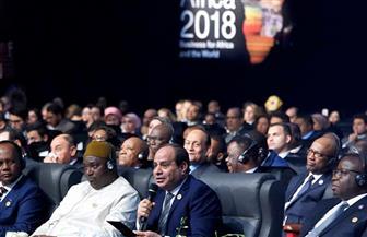 الرئيس السيسي يقرر إنشاء صندوق لضمان مخاطر الاستثمار في إفريقيا