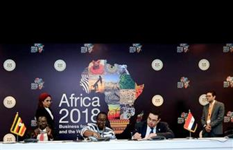 مصر وأوغندا توقعان مذكرة تفاهم لتعزيز العلاقات الاستثمارية
