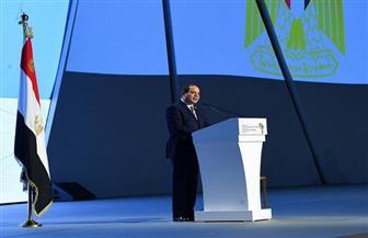 """الرئيس السيسي: عندما أنجزنا """"قناة السويس الجديدة"""" كانت الضرورة الحتمية الحافز للانتهاء منها"""