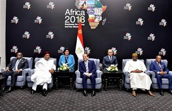 الرئيس السيسي أمام منتدى إفريقيا 2018: مصر قطعت شوطا طويلا على طريق الإصلاح الاقتصادي