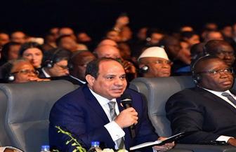الرئيس السيسي: إنشاء صندوق للاستثمار فى البنية التحتية المعلوماتية بإفريقيا