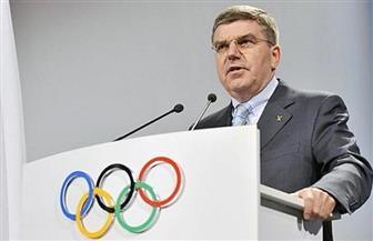 توماس باخ يشيد بالقرية الأولمبية لبيونجتشانج 2018 لدى افتتاحها اليوم
