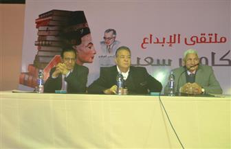 أحمد نوار في معرض الكتاب: هناك جماعات متطرفة داخل الوطن تنكل بالفن التشكيلي