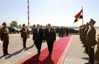 """""""بوابة الأهرام"""" تنفرد بنشر خريطة إعادة إعمار العراق تزامنًا مع زيارة """"محلب"""""""
