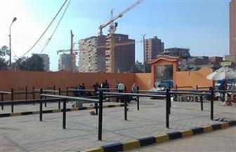 رئيس حي النزهة: قرب الانتهاء من سوق 6 أكتوبر لباعة الجراج والألف مسكن   صور
