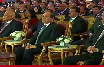 الرئيس السيسي يشهد افتتاح المنتدى الإفريقي للعلوم بحضور 35 وزيرا