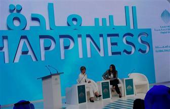 وزيرة التخطيط تشهد إطلاق أول تقرير للسعادة في العالم بدبي | صور