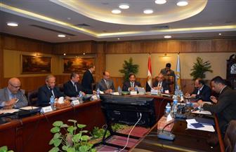 وزير التنمية المحلية يستعرض مشكلات محافظات غرب ووسط الدلتا