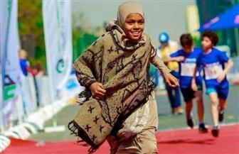 مهرجان أسوان لأفلام المرأة يكرم الطفلة مروة حسن