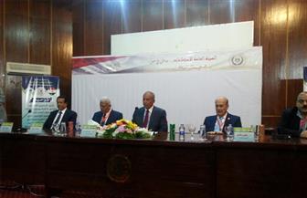 نقيب الزراعيين: 15 دولة عربية تحتذي بتجربة مصر في الزراعة الحديثة   صور