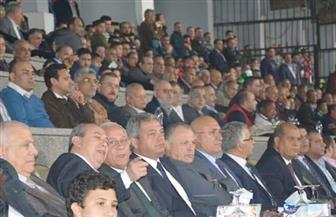 وزير الرياضة يهنئ المصري بالفوز على جرين بافلوز برباعية