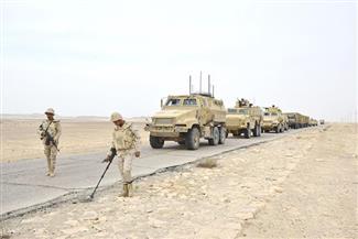 """جامعة حلوان تعلن تأييدها للعملية العسكرية """"سيناء 2018"""""""