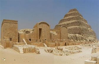 التليفزيون المصري يستعرض اكتشافات منطقة سقارة الأثرية | فيديو