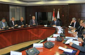 وزير النقل: الطريق الإقليمي سيخفف الحركة المرورية عن الدائري القديم | صور